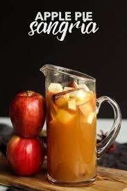 best 25 apple pie sangria ideas on caramel apple