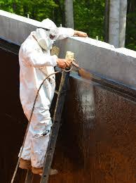 Waterproof Basement Sealer Construction Basement Waterproofing