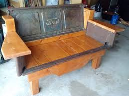 chevy tailgate bench 6 steps