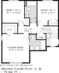 1500 sq ft house floor plans second floor the valencia floor plan is a 1500 sqft 2 storey