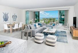 four bedroom residences the residences at seafire live in style