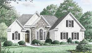 English Cottage Designs by English Cottage House Plan With 2381 Square Feet And 3 Bedrooms