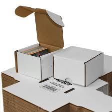 bcw 200 count storage box bcw supplies