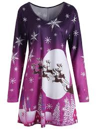 christmas plus size clothing ugly light up and novelty cheap