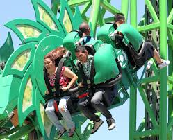 Six Flags Opening Day Six Flags Blames Weather For Admissions Decline Fortune