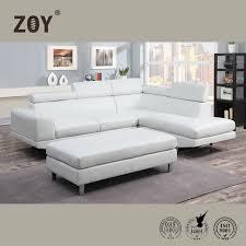 Zoy Modern Corner Sofa Set Designs Sofa For Drawing Room  Leather - Corner sofa design