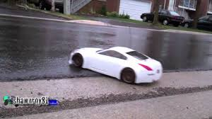 nissan 350z new price new hpi sprint 2 drift nissan 350z first run youtube