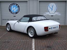 used 1997 tvr griffith for sale in cambridge pistonheads