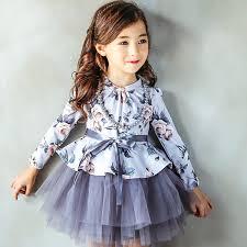 popular small girls dress in winter buy cheap small girls dress in