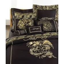Tattoo Bedding Ed Hardy Tattoo Design Bedding Bedding Plus