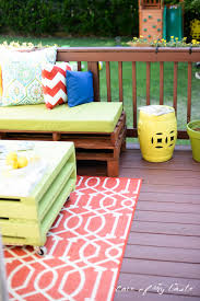 Seating Out Of Pallets diy pallet furniture a patio makeover
