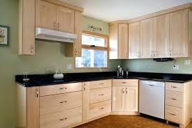 Maple Shaker Cabinet Doors Kitchen Cabinets Maple Shaker Kitchen Cabinets Size Of