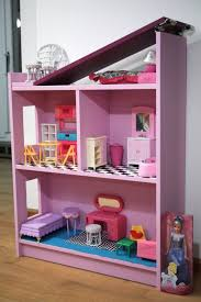 Doll House Bookcase Furniture Home Perfect Diy Doll House Shocking Bookcase Barbie