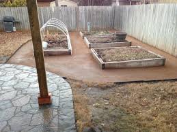 Stamped Concrete Patios Pictures by 918 Outdoor In Tulsa Decorative Concrete