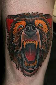 top 9 bear tattoo designs with meanings styles at life