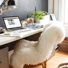 fur chair cover cover for office chair on the hunt