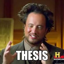 Alians Meme - thesis aliens meme quickmeme