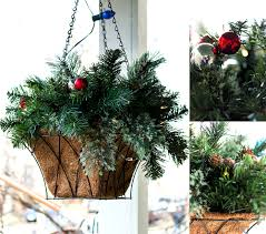 Outdoor Christmas Ornaments Christmas Decor Outdoors U0026 A Giveaway It All Started With Paint