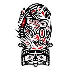 best 25 haida tattoo ideas on pinterest haida art native art