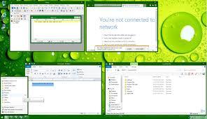 space themes for windows 8 1 luna dark green windows 8 1 theme by winxp4life on deviantart