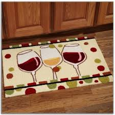 great wine kitchen rugs grape and wine themed kitchen rugs kitchen