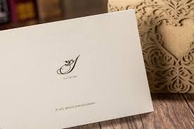 Wholesale Wedding Invitations Aliexpress Com Buy Wholesale Wedding Invitations Elegant Laser