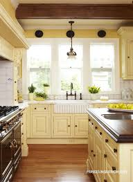 best 25 yellow kitchens ideas on yellow kitchen walls