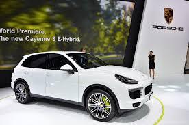 2014 Porsche Cayenne S - porsche cayenne s e hybrid paris 2014 20 images paris motor show