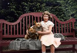 Queen Elizabeth Ii House by Queen Elizabeth Ii See Colorized Photos Of A Young Queen Time Com