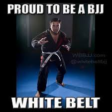 Proud Meme - proud to be a bjj white belt meme white belt brazilian jiu jitsu
