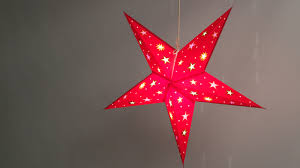 sky paper star hanging ceiling lampshades light shades and party