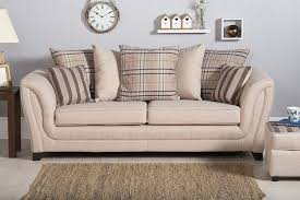 2 Piece Suite Sofa New Shannon Fabric 3 2 Seater Sofa Settee Cuddle Chair