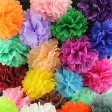 bouquet en papier online buy wholesale tissue paper flowers from china tissue paper