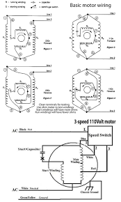 wiring a single phase motor to drum switch for single phase dual