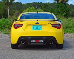 subaru yellow 2017 subaru brz series yellow quick spin review u0026 test drive