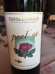 second wine our second wine picture of tenuta san francesco tramonti