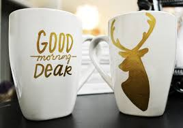 design your own mug six by eight weekend diy use a sharpie to make your own mug design