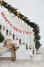 best 25 banister christmas decorations ideas on pinterest