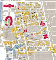 Map Of Ohio State by Map Of Connected Buildings On Campus Osu