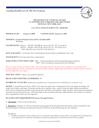 Nurses Resume Examples by Entry Level Lpn Partical Nurse Resume Sample Department Of