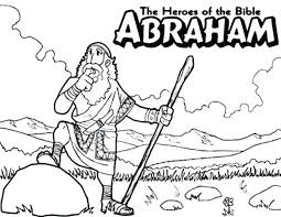 coloring page abraham and sarah abraham coloring pages offers coloring page images pic fly abraham
