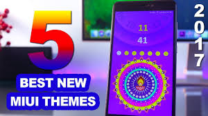 5 best new miui 8 themes of 2017 just amazing must try youtube