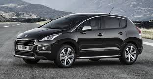peugeot egypt peugeot 3008 facelifted for 2014 photos 1 of 11