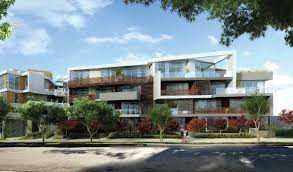 fresh renderings show off west hollywood u0027s 8555 santa monica