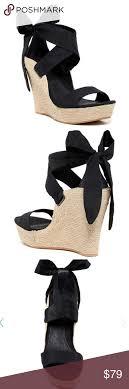 ugg jules sale ugg jules black wedge sandal 8 5 nwt ugg shoes shoes