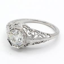 vintage wedding bands for best vintage wedding rings in orange county at wares