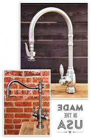 made kitchen faucets unique made kitchen faucets vignette home design ideas