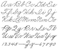 problems with d u0027nealian cursive handwriting dilemmas of an expat