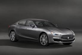 chrome maserati 2018 maserati ghibli granlusso unveiled car reviews driver u0027s seat
