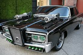 chrysler imperial concept green hornet u0027s 1966 chrysler imperial black beauty to be raffled